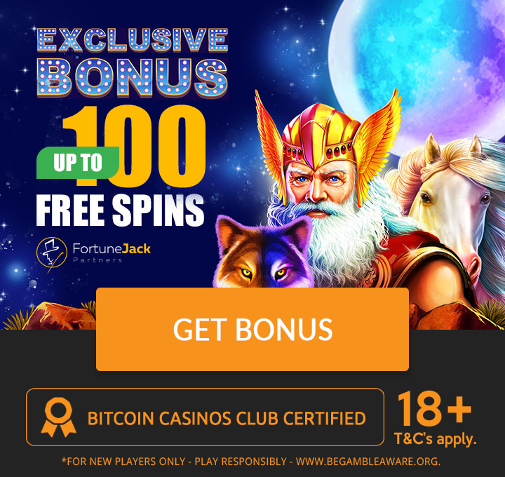 Fortune Jack  exclusive bonus